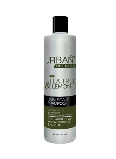Urban Care Urban Care Şampuan Tea Tree & Lemon 350 Ml Renksiz